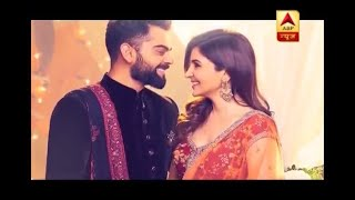 Virat Kohli and Anushka Sharma look absolutely cute in this commercial - ABPNEWSTV