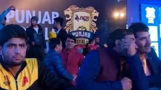 PWL 3 Day 14: Visuals of Punjab Royals after defeating Veer Marathas at Pro Wrestling League - ITVNEWSINDIA