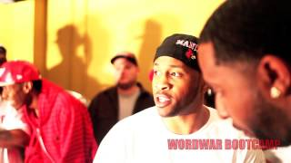 @AYEVERB &#038; @CHIGGACHASEHURR Presents WORDWAR BOOTCAMP #2