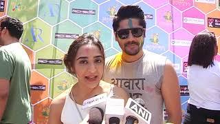 TV Celebs at Ekta Kapoor & Anand Mishra's Holi Celebration 2019 | Part 1 - HUNGAMA