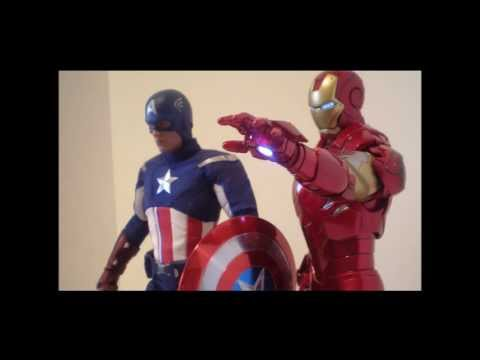Hot Toys Avengers Mk 6 Iron Man Review