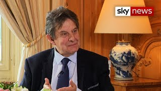 Kay meets...French Ambassador to the UK - SKYNEWS