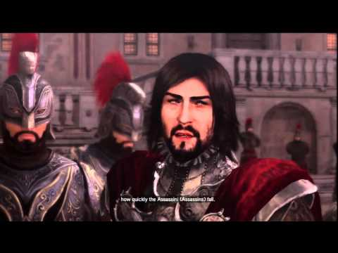Assassin's Creed Brotherhood - Ending Ezio [HD]