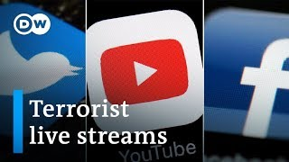 What can social media do to prevent violent live streams? | DW News - DEUTSCHEWELLEENGLISH