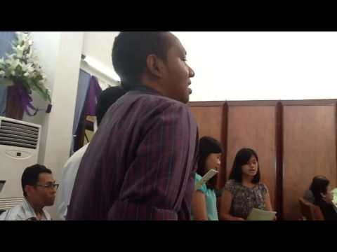 GP nz at Peneguhan Sidi Baru GPIB Nazareth