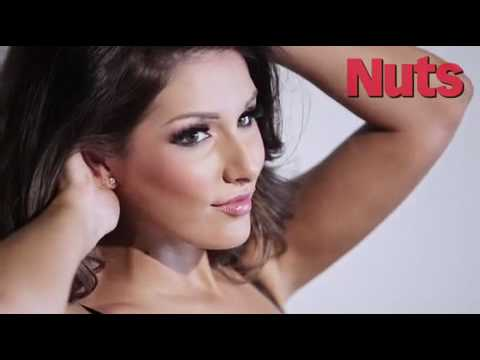 Lucy Pinder Nuts Magazine Oct. 25,2011