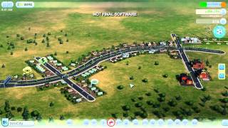SimCity Gameplay Strategy Video #1