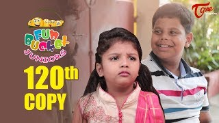 Fun Bucket JUNIORS | Episode 120 | Kids Funny Videos | Comedy Web Series | By Nagendra K | TeluguOne - TELUGUONE