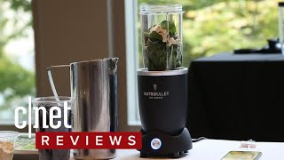 NutriBullet Balance blender will stir up the way you make a smoothie - CNETTV