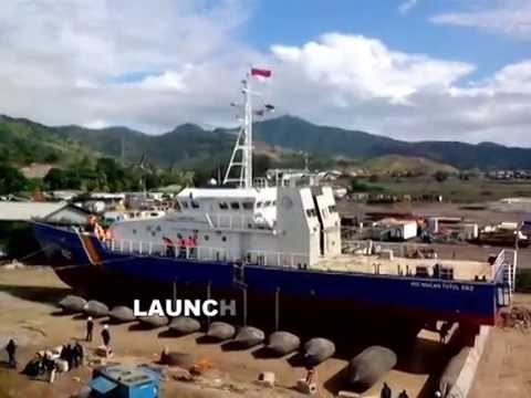 FPB 42m Launching