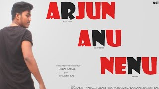 ARJUN ANU NENU (Vennupotu) || Telugu short film || Directed by Dr.Raj kamal - YOUTUBE