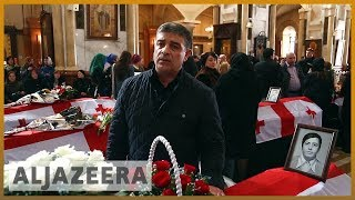 🇬🇪 Georgia's wars: Remains of missing people handed over to families | Al Jazeeera English - ALJAZEERAENGLISH