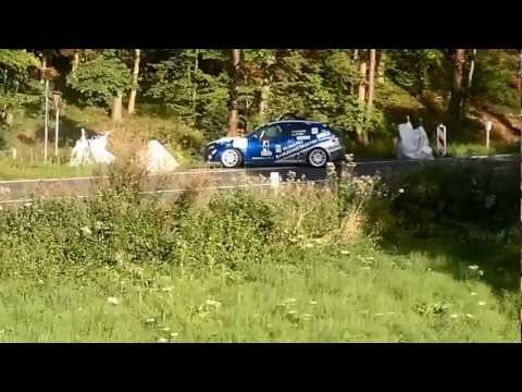53. Cosmo Wartburg Rallye 2012 | Rallyebook.de