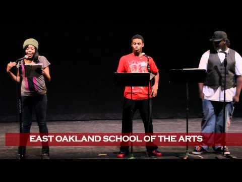 UNIFIED DISTRICT POETRY SLAM: Youth Speaks Documentary