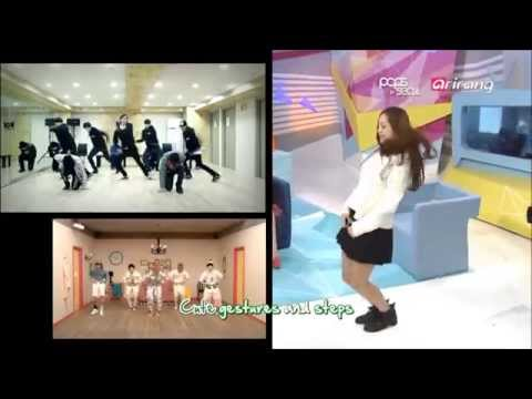 Pops in Seoul's Born To Rock The Mic Dance Cuts 4 - SKarf Tasha