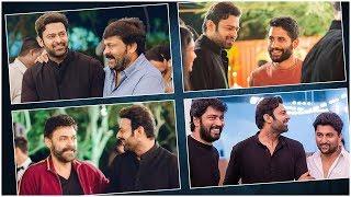 Tollywood Top Celebrities @ Krishnam Raju Birthday Party | Naga Chaitanya | Nani | Venkatesh - RAJSHRITELUGU