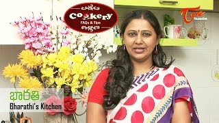 Cookery Tips & FAQs || How to Prepare Achari Paneer | Bharathi - TELUGUONE