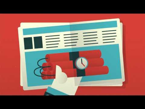 La Strage di Ustica Video Infographics - FLIGHT 870