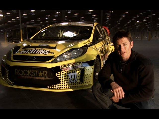 Breaking the Indoor Speed Record - Top Gear USA Series 2