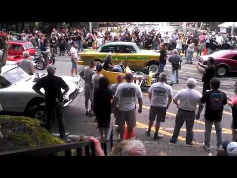 Dead Mans Curve 2014 Hot Rod Weekend Muffler Rapping Contest