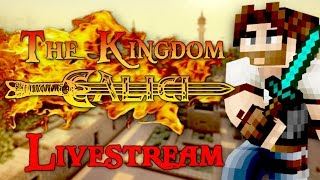 Thumbnail van OORLOG MET JENAVA! - Minecraft: The Kingdom Calici (Livestream)