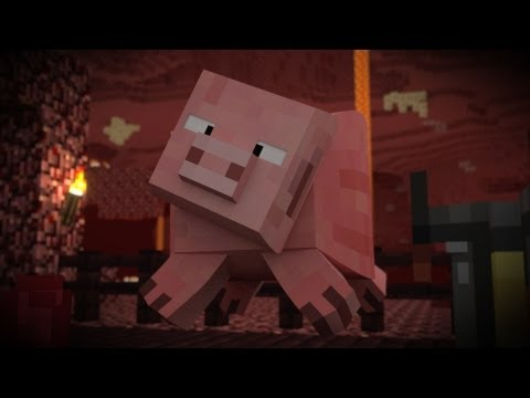 Poisoned Nether Wart - A Minecraft Animation