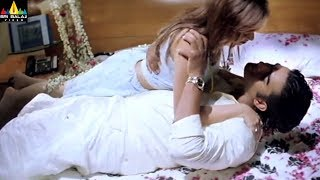 Priyasakhi Movie Madhavan and Sadha First Night Scene | Telugu Movie Scenes | Sri Balaji Video - SRIBALAJIMOVIES