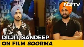 I Wasn't Sure About Doing 'Soorma': Diljit Dosanjh - NDTV