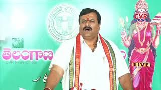 Congress Leader Ponguleti Sudhakar Speak to Media over Telangana Secretariat | CVR News - CVRNEWSOFFICIAL