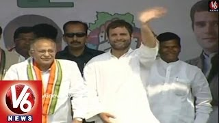 T Congress Leaders On Full Energy as Senior Leaders Are Campaigning In Telangana - V6NEWSTELUGU