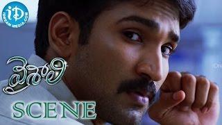 Vaishali Telugu Movie || Aadhi enquires about Sindhu Menon || Aadhi - IDREAMMOVIES