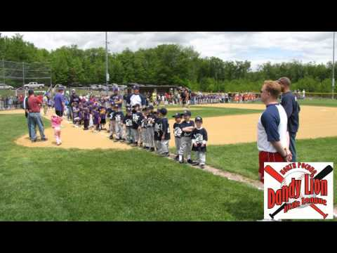 North Pocono Dandy Lion Little League - Your Memories Begin Here!