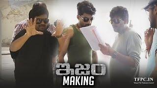 ISM Movie Making Video | Fun On Sets | Kalyan Ram | Aditi Arya | Puri Jagannadh | TFPC - TFPC