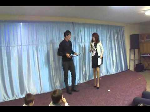 Scenete comice şi cantecul lui Ema din spectacolul de Crăciun (26 decembrie 2011)