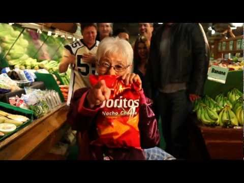 Doritos Crash the Super Bowl 2012 In Your Face