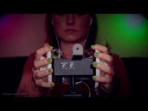 ASMR - Sound Catalogue #3 - Clingfilm