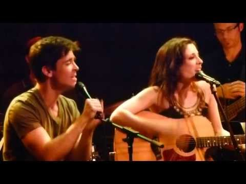 Matt Doyle & Katy Pfaffl - Hard Times at Daylight Release Concert