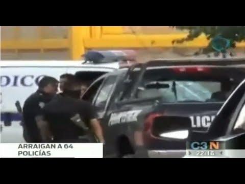Arraigan a policías por vínculos con zetas