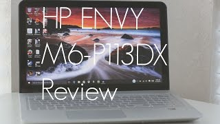 HP ENVY M6 P113DX 15.6