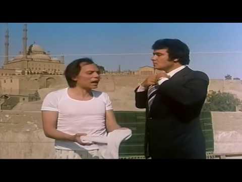 كوميديا الزعيم وهو بياخدله فومين غسيل في الطشت | فيلم المحفظة معايا