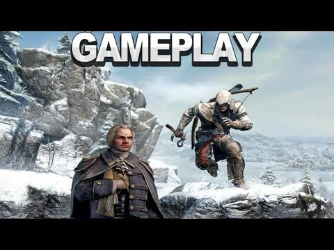 Assassin's Creed 3 Gameplay Demo - Ubisoft E3 2012 Press Conference