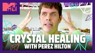 Spencer Pratt Helps Perez Hilton Cut His Ties to the Past | Spencer Pratt Will Heal You 🔮| MTV - MTV