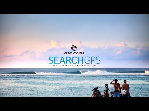 SearchGPS Surfuhr - Produkttrailer 2015 von Rip Curl