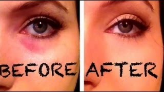 BYE BYE DARK CIRCLES using 2 DRUGSTORE Products!! (compares to 1 MAC