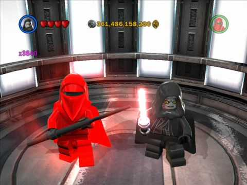 My Lego Star Wars 3 The Clone Wars Photography 1 Sith and Separatists part 1.