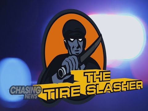 Tire Slasher On The Loose In Newark