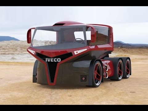 8 Future Trucks  Buses YOU MUST SEE