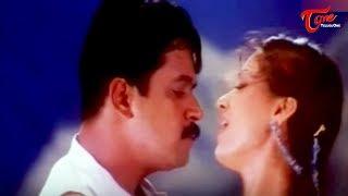 Arjun Romance with Simran || Best Romantic Scene of Tollywood #134 - TELUGUONE