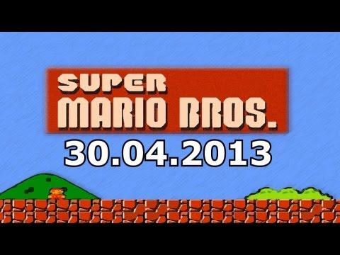Super Mario Brazzers! Запись стрима от 30.04.13