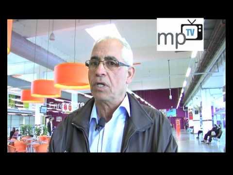 Aéroport mp : Interview d'un passager - Nador
